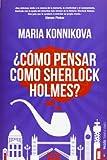 Cómo Pensar Como  Sherlock Holmes (Transiciones)