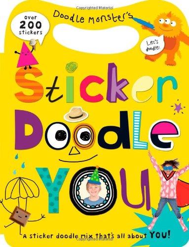 Doodle Monster's Sticker Doodle You