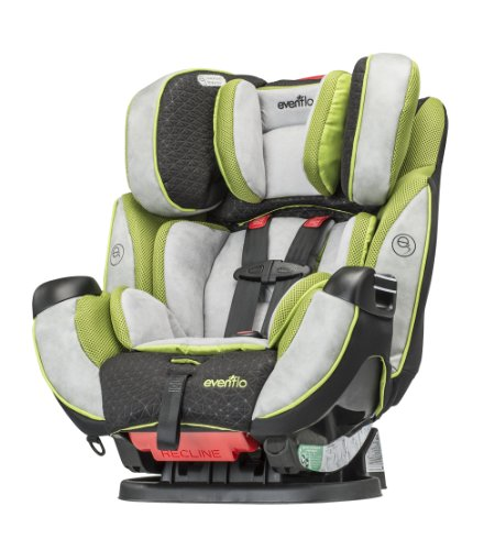 Buy Bargain Evenflo Symphony DLX Convertible Car Seat, Porter
