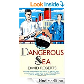Dangerous Sea (Lord Edward Corinth & Verity Brown Murder Mysteries)
