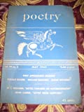 POETRY Magazine (First appearance of Rosalie Moore, William Burford, Diana Witherby) (Vol. 74, No. 2, May 1949)