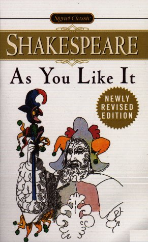 As You Like It (Signet Classics)