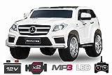 Lizenz Kinderauto Mercedes - Benz GL63 AMG 12V MP3 RC