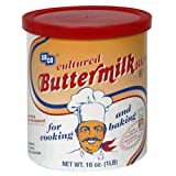 Saco Cultured Buttermilk Blend, 16-Ounce Canister (Pack of 3) ~ Saco
