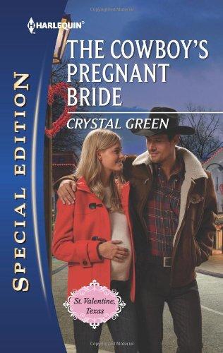 Image of The Cowboy's Pregnant Bride