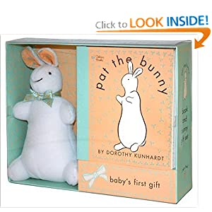 Pat the Bunny Book & Plush (Touch-and-Feel)