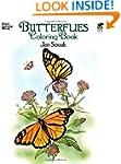 Dover Publications-Butterflies Colori...