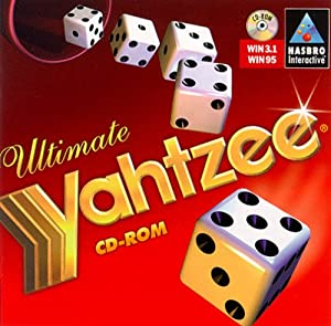 Ultimate Yahtzee (Jewel Case) - PC