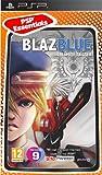 BlazBlue Calamity Trigger (PSP)