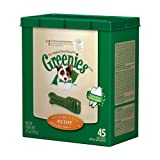 Greenies Dental Chews for Dogs, Petite Pack, 45 Chews