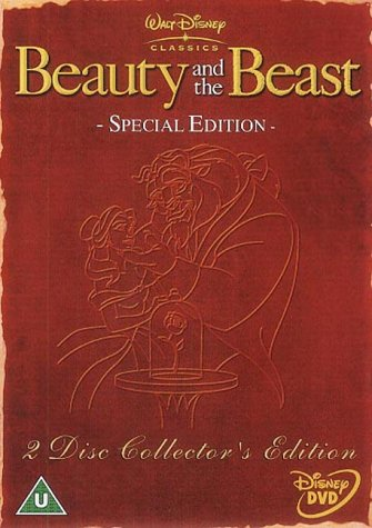 Beauty & The Beast: Special Edition (2 Disc Collectors Edition) [1992] [DVD]