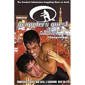 Grapplers Quest - 5th West Coast Submission Grappling and Wrestling Championships 2004 movie