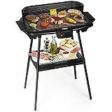 Barbecue elettrico Princess 112247 – Dotato di supporto – Grandi dimensioni