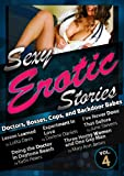 img - for Sexy Erotic Stories: Doctors, Bosses, Cops, and Backdoor Babes book / textbook / text book