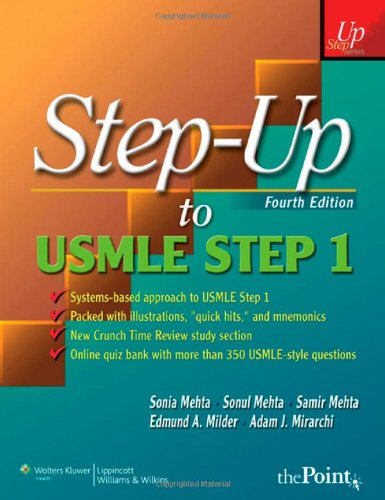 Step 1: Step-Up To USMLE Step 1: A High-Yield, Systems-Based