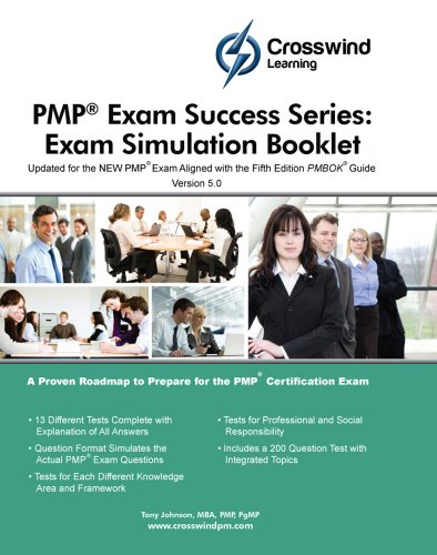 Pmp Exam Success Series: Exam Simulation Booklet back-869403