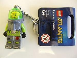 LEGO Atlantis: Lance Spears Diver Keychain