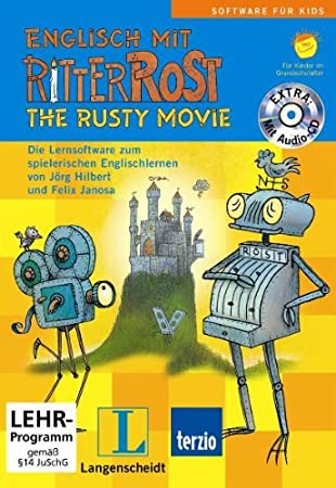 Englisch mit Ritter Rost - The Rusty Movie (PC+MAC)