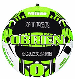 "O'Brien ""Super Screamer"" Inflatable 70"" Round Tow Tube"