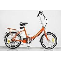 【NEW STAR】リチウムバッテリー 7Ah 折りたたみ 20インチ 電動アシスト自転車636