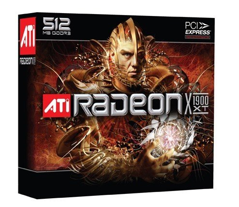 ATI Radeon X1900 XT 512 MB PCI Express Video Card