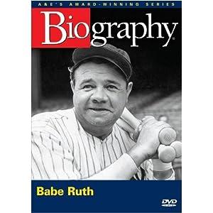 Biography - Babe Ruth (A&E) DVD by Team Marketing