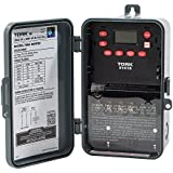 NSI Industries E101B Multipurpose Control 24 Hour Time Switch, 120-277 VAC Input Supply, 1 Channel, SPST Output Dry Contact