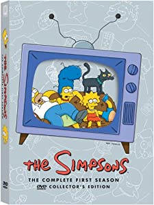 The Simpsons: The Complete First Season from 20th Century Fox