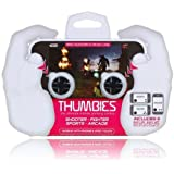 Water & Wood Thumbies Game Button Touchscreen Controllers Joystick for iPhone 4G 3GS Touch