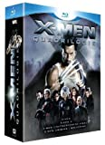 Image de X-Men : La quadrilogie [Blu-ray]
