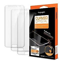 Spigen Curved Screen Guard for Galaxy S7 555FL20105