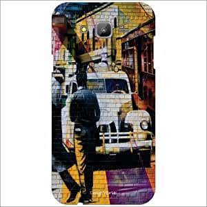 Design Worlds - Samsung Galaxy J7 Designer Back Cover Case - Multicolor Pho...