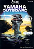 img - for Yamaha Outboard, Volume 3, V4 & V6, 1984 - 1991 (Except 250 hp 1989 - 1991) Tune-up and Repair Manual: Includes Jet Drive, Counterrotating Drive (Seloc Marine Manuals) book / textbook / text book