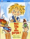 Menu fille ou menu gar�on ?