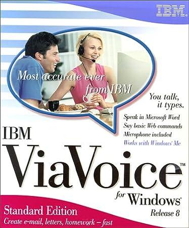ViaVoice 8.0 Standard Edition