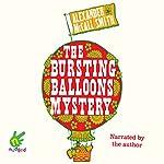 The Bursting Balloons Mystery | Alexander McCall Smith