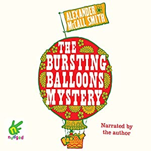 The Bursting Balloons Mystery Audiobook