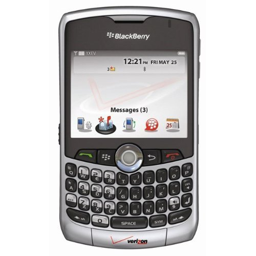 Blackberry 8330 Verizon Silver