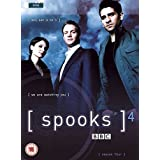 Spooks : Complete BBC Series 4 [2002] [DVD]by Khalid Laith