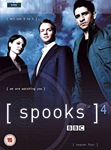 Spooks : Complete BBC Series 4 [2002] [DVD]