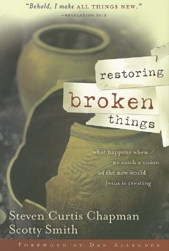 Image for Restoring Broken Things