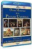 Obras Maestras de la Pintura Universal Vol. 2  de El Renacimiento al Rococó [Blu-ray]
