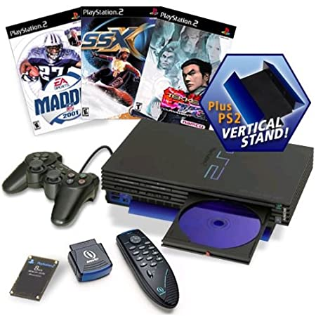 PlayStation2 Extreme Action Pack