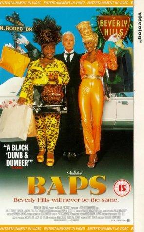 BAPS [VHS] [1997]