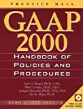 img - for Gaap Handbook of Policies and Procedures, 2000 book / textbook / text book