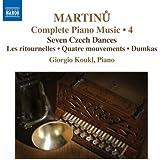 Piano Music Volume 4