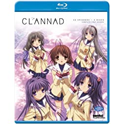 Clannad: Complete Collection [Blu-ray]