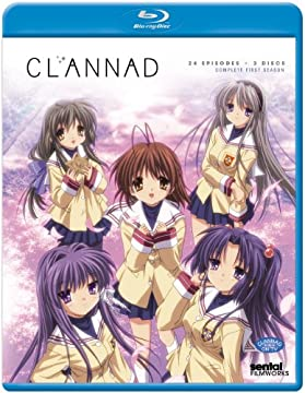 CLANNAD Complete First Season(北米版)