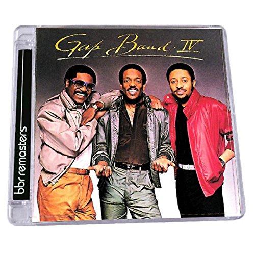 Gap Band-Gap Band IV-Remastered-CD-2014-DLiTE Download