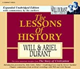 img - for The Lessons of History (Will Durant Audio Library) book / textbook / text book